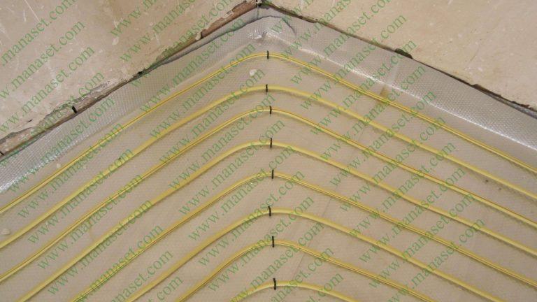 لوله های پنج لایه گرمایش از کف