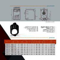 ویژگیهای دیگ چدنی MI3 مدل S90