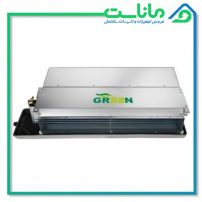 فن کویل سقفی گرین سری GDF