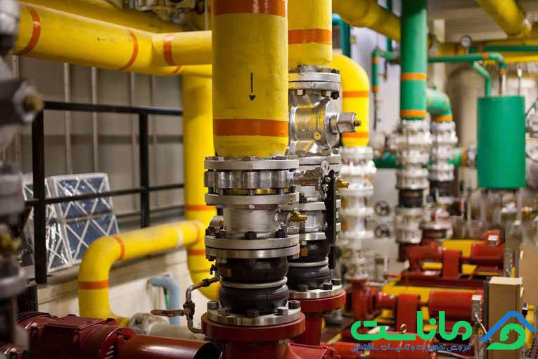 نصب موتورخانه در تهران